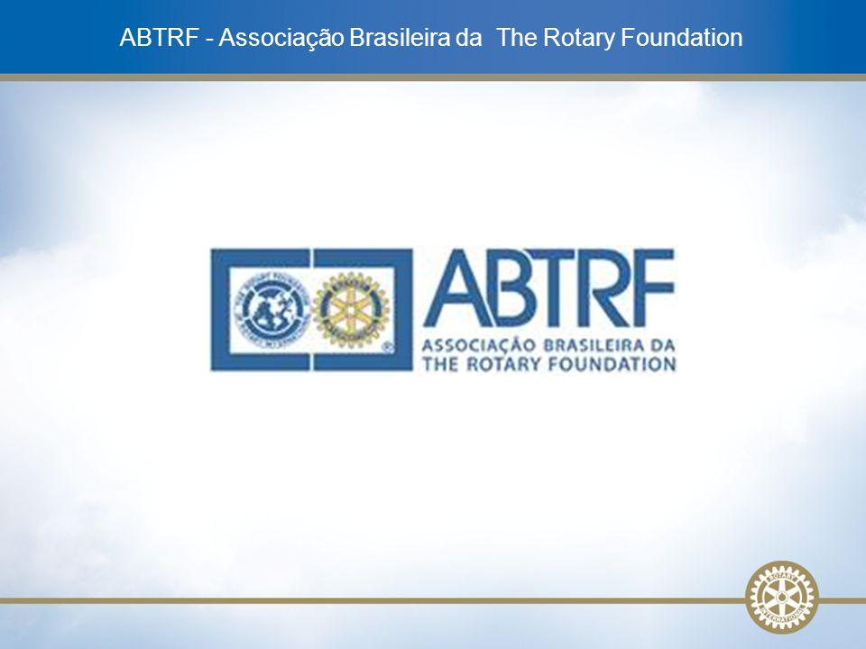 1 ABTRF - Associação Brasileira da The Rotary Foundation