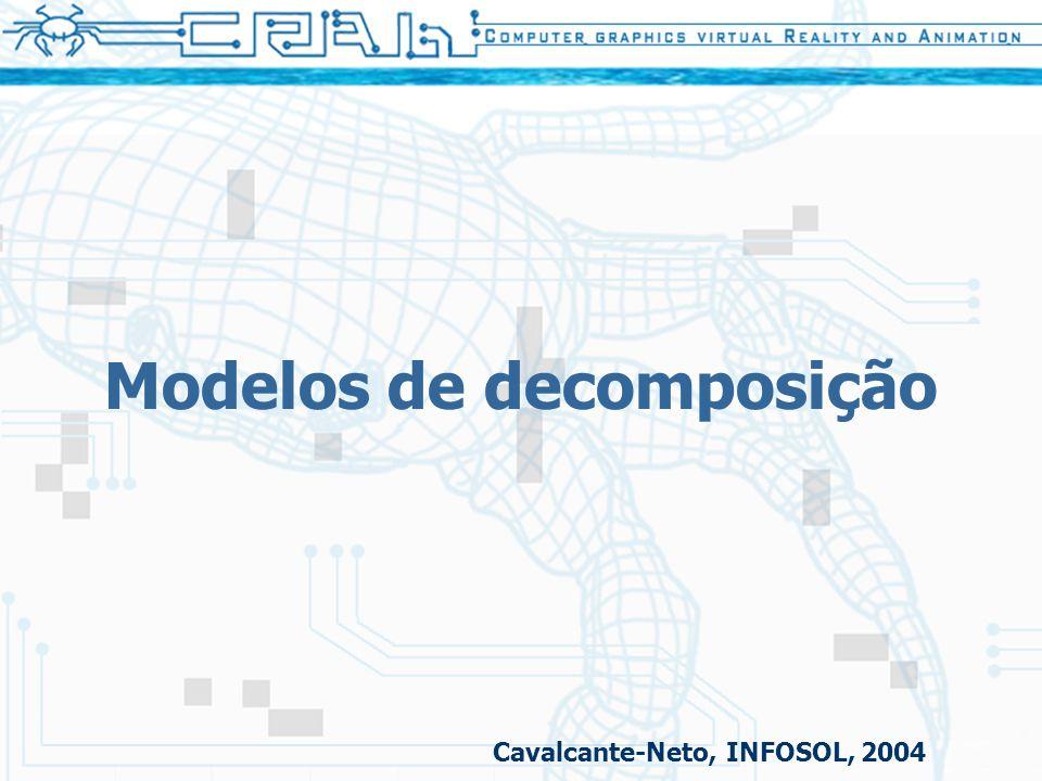 Modelos de decomposição Cavalcante-Neto, INFOSOL, 2004