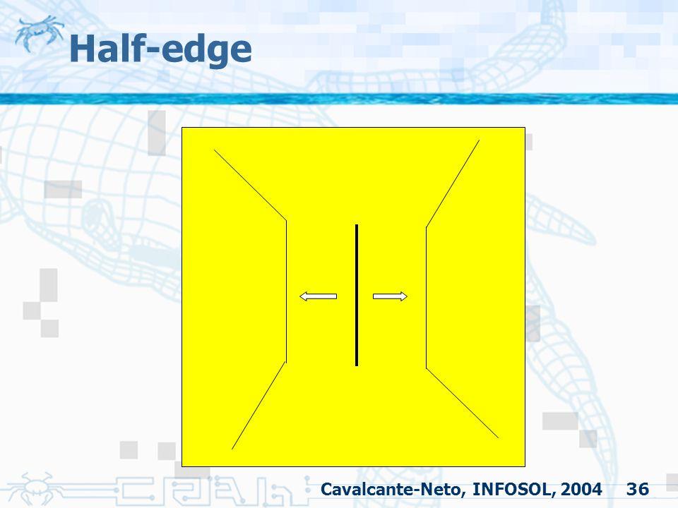 36 Half-edge Cavalcante-Neto, INFOSOL, 2004