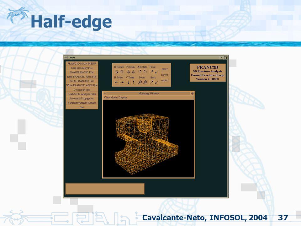 37 Half-edge Cavalcante-Neto, INFOSOL, 2004
