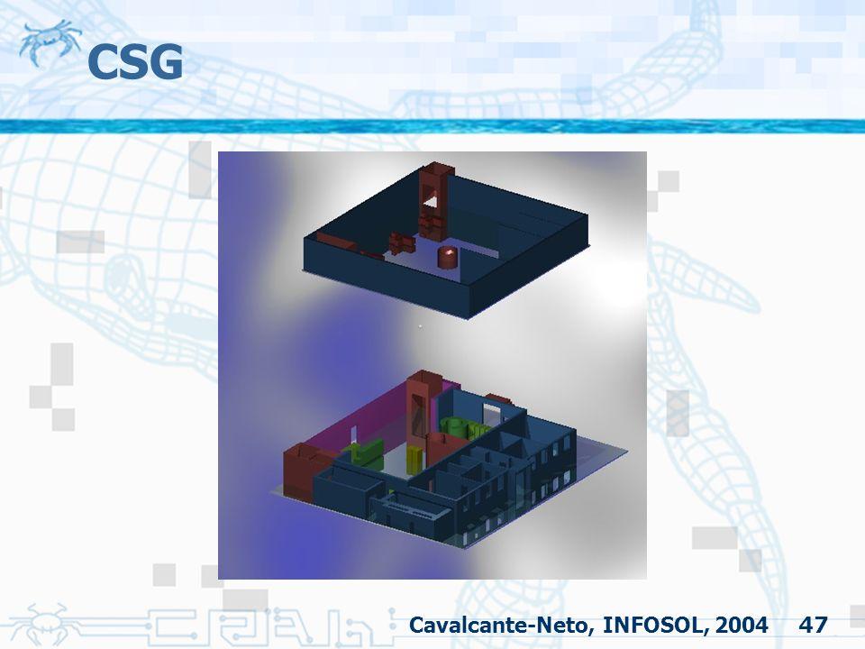 47 CSG Cavalcante-Neto, INFOSOL, 2004