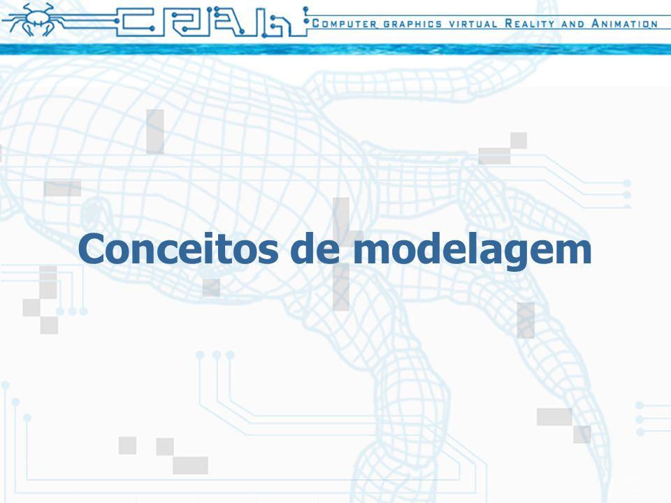 Conceitos de modelagem