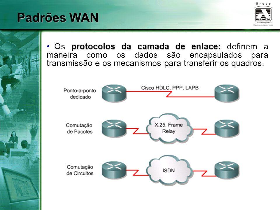protocolos da camada de enlace: Os protocolos da camada de enlace: definem a maneira como os dados são encapsulados para transmissão e os mecanismos p