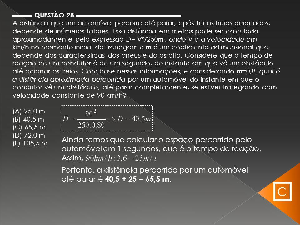 ▬▬▬ QUESTÃO 29 ▬▬▬▬▬▬▬▬▬▬▬▬▬▬▬▬ Considere o polinômio p(x) =x³−9x²+25x−25.