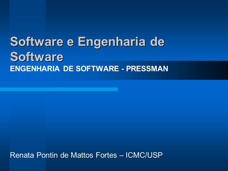 11 Evolução do software (Quarta era do software de computador) Tecnologias orientadas o objetos Sistemas especialistas e software de inteligência artificial usados na prática Software de rede neural artificial Computação Paralela