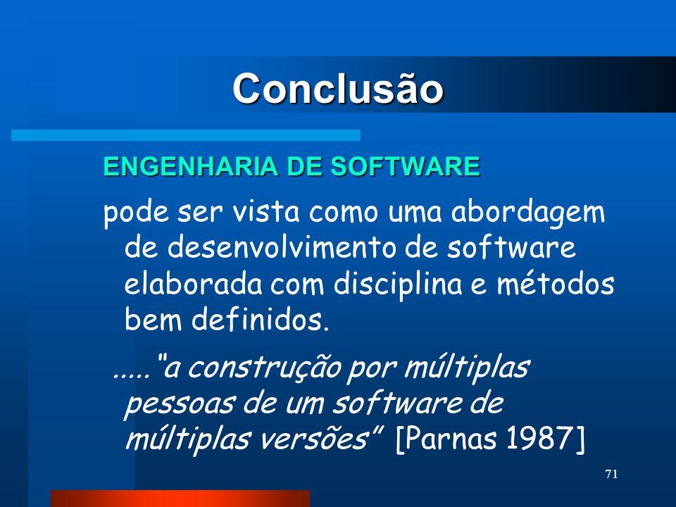 70 Engenharia de Software uma visão genérica ATIVIDADES DE PROTEÇÃO ATIVIDADES DE PROTEÇÃO as fases e etapas correlatas descritas são complementadas p