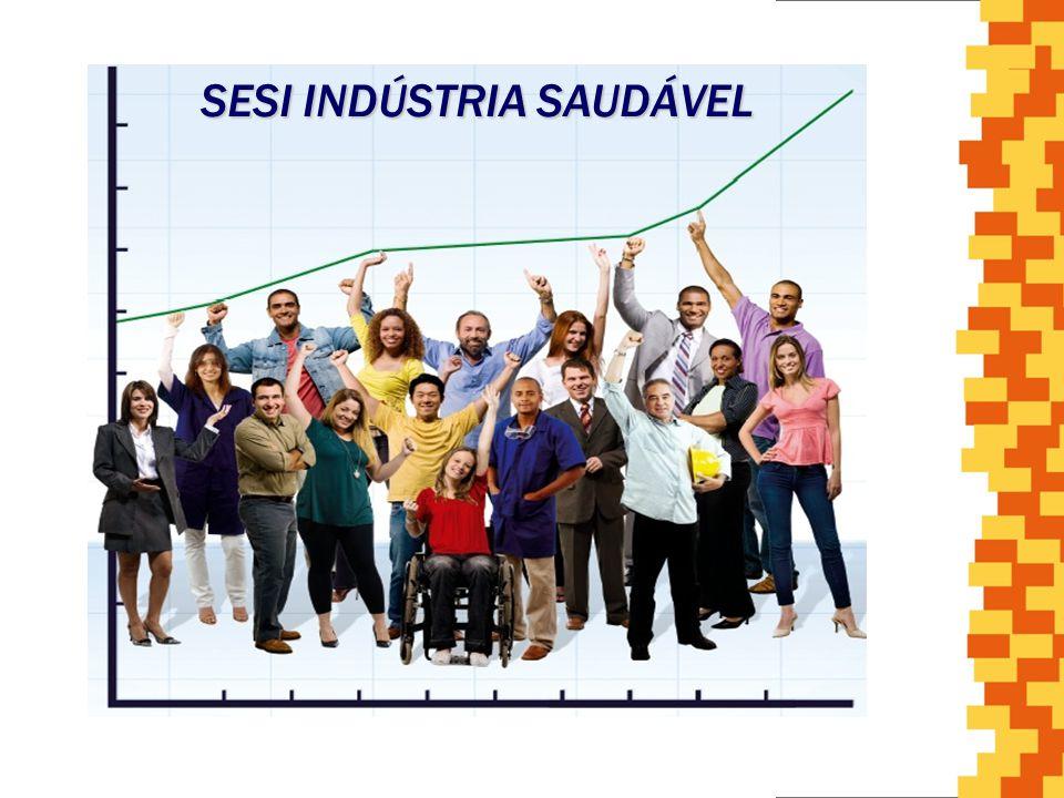 Missão Promover a melhoria da qualidade de vida do trabalhador da indústria e de seus familiares com foco na Educação, Saúde e Lazer e estimular a gestão socialmente responsável da empresa industrial.