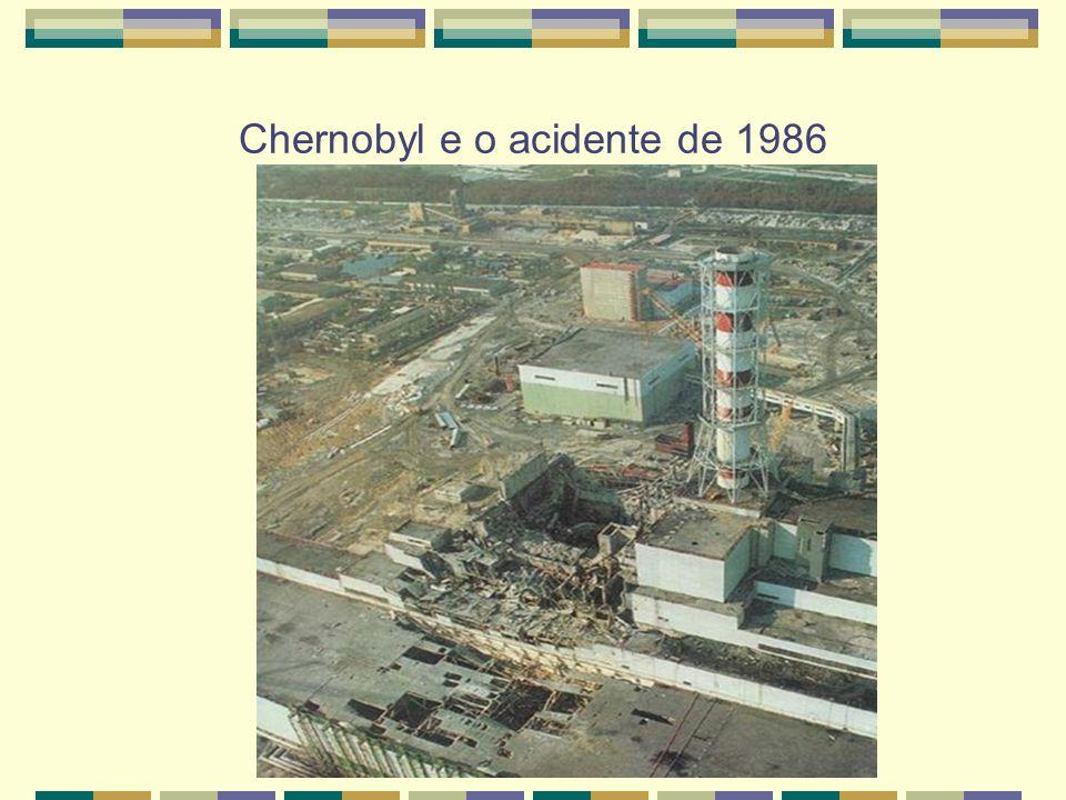 Chernobyl e o acidente de 1986