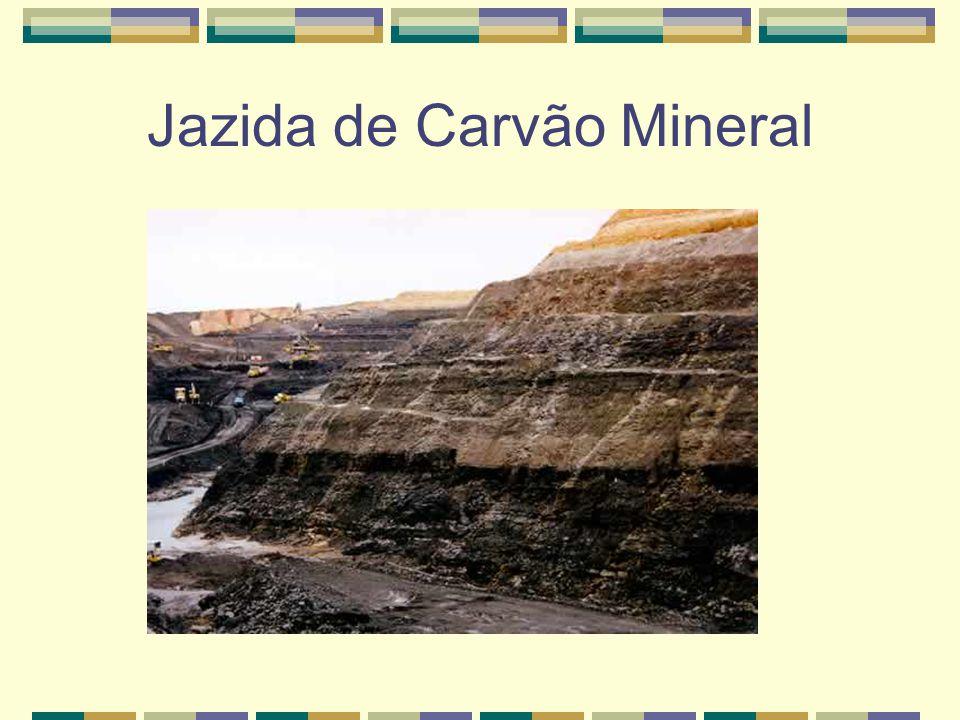 Jazida de Carvão Mineral