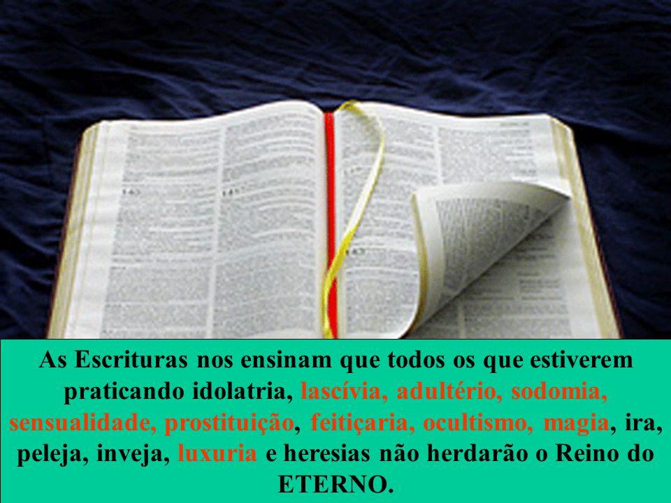 Além do modismo e sensualidade invadindo as igrejas , existe um exército de profetisas que se dizem estar sendo usadas pelo ETERNO