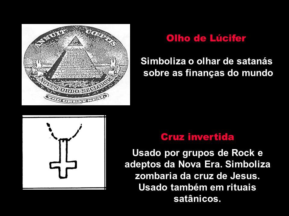 Cruz suástica Simboliza o movimento cósmico. Foi utilizado por Adolf Hitler e seu movimento nazista. Atualmente está várias partes do mundo devido ao