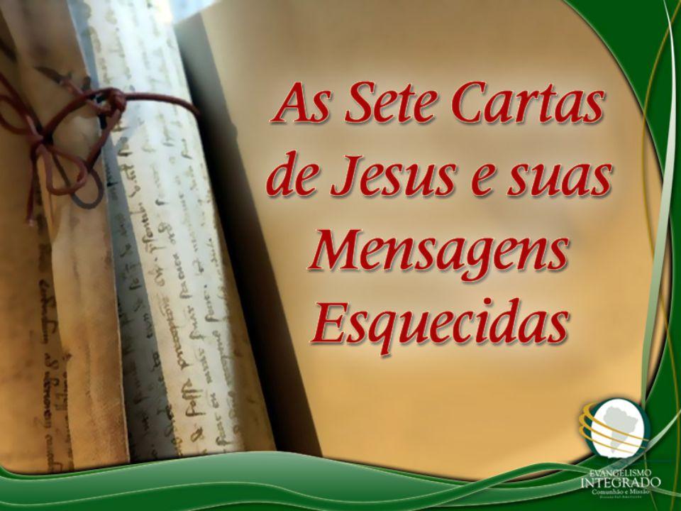 No Apocalipse, temos sete cartas de Jesus enviadas à Sete Igrejas.