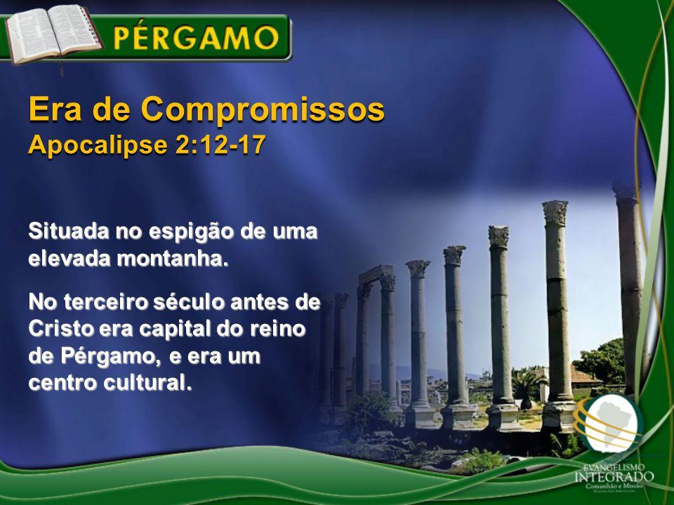 Situada no espigão de uma elevada montanha. No terceiro século antes de Cristo era capital do reino de Pérgamo, e era um centro cultural. Era de Compr