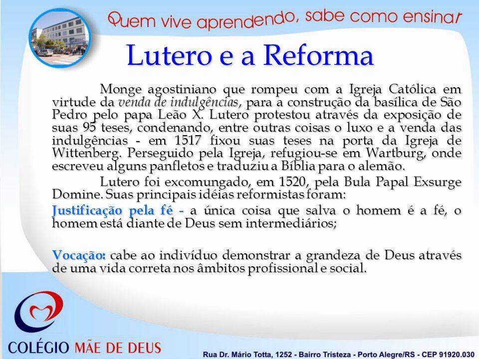 9- Como é a conduta moral puritana.10- Defina a Reforma Anglicana.