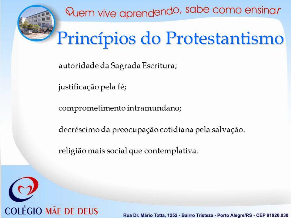 Contra-Reforma Diante do sucesso e da difusão das idéias protestantes, a Igreja Católica inicia a sua reforma, conhecida como Contra- Reforma.