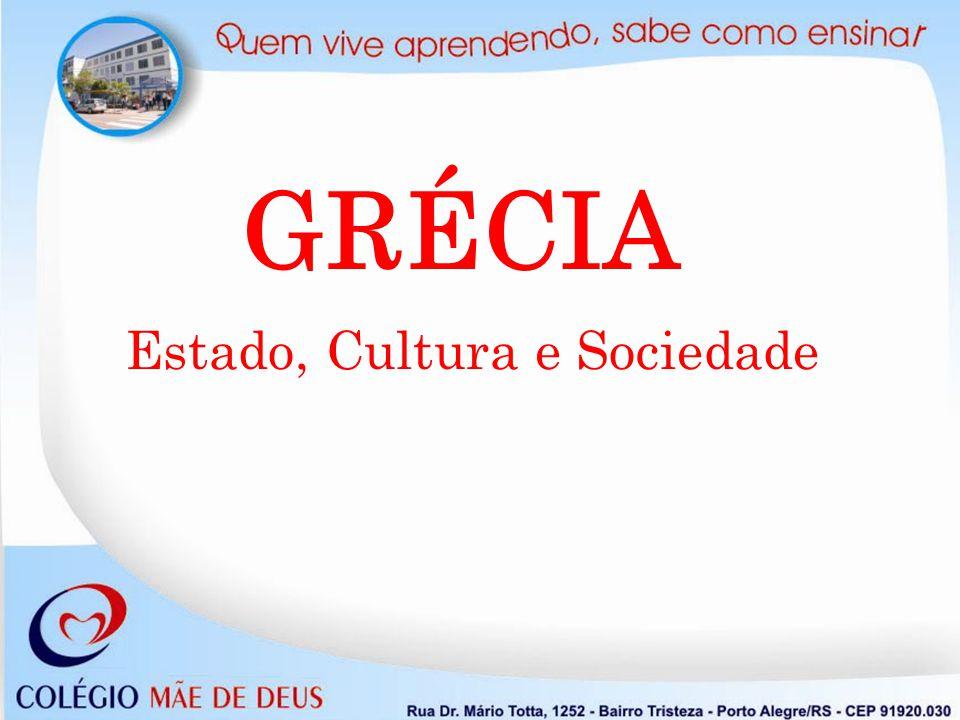 Formação da Civilização Grega Período Histórico: 1950 a.C – 338 a.C.