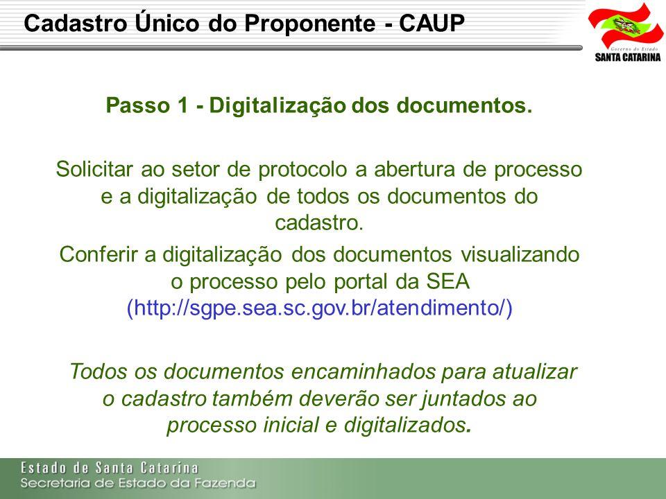 Secretaria de Estado da Fazenda de Santa Catarina – SEF/SC Indra Politec Passo 3 - Funcionalidade Validar Cadastro Entidade.