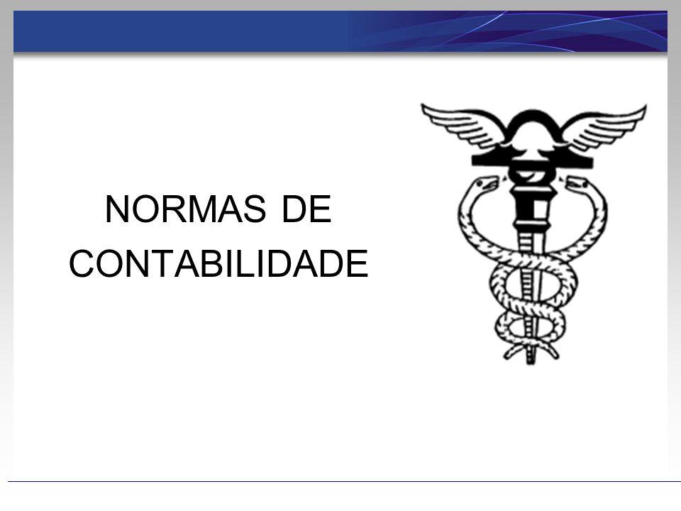 NORMAS DE CONTABILIDADE