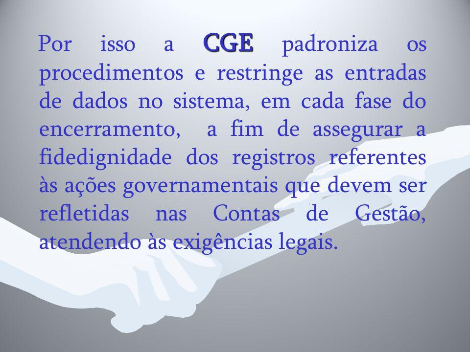 Decreto de Encerramento Inciso III, Art.6º 18 de janeiro de 2010.