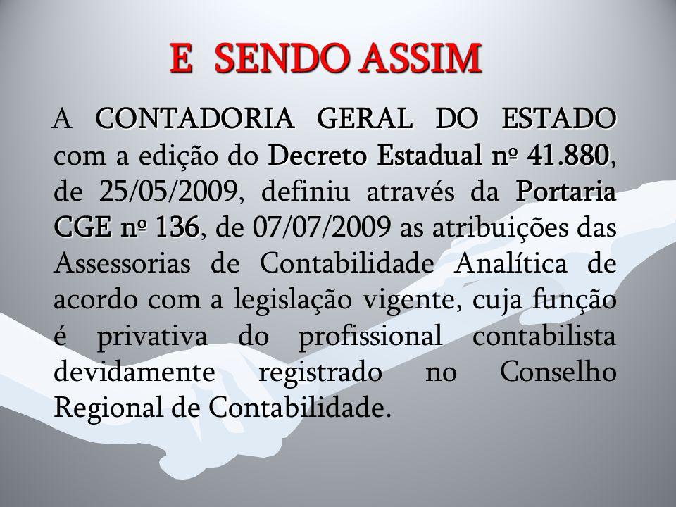 Decreto de Encerramento Inciso V, Art.