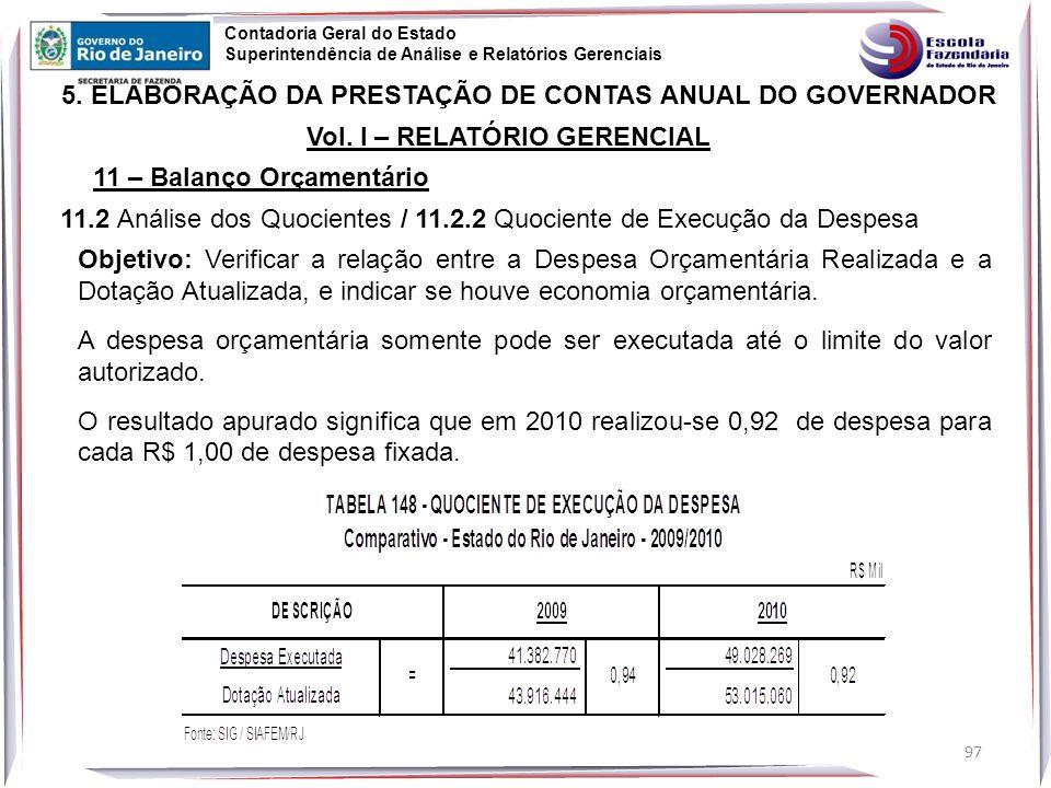 97 5.ELABORAÇÃO DA PRESTAÇÃO DE CONTAS ANUAL DO GOVERNADOR Vol.