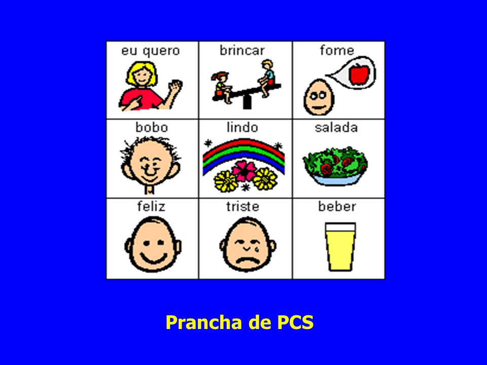 Prancha de PCS