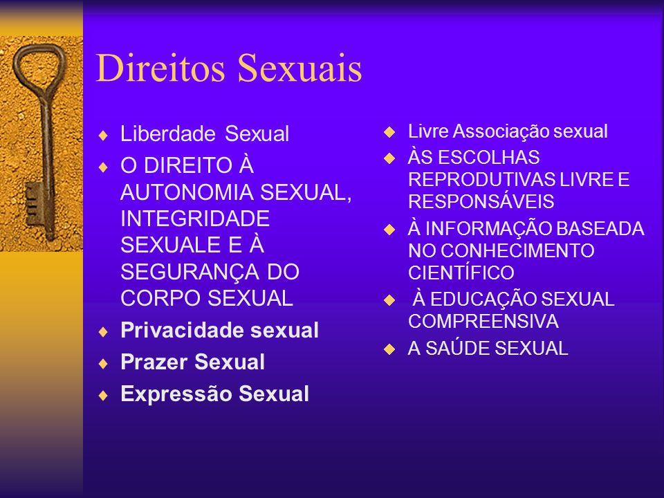 Como os valores influenciam a nossa sexualidade ?  Valores de cada geração  Valores individuais