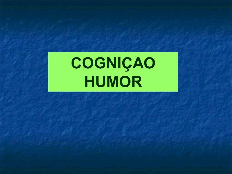 COGNIÇAO HUMOR