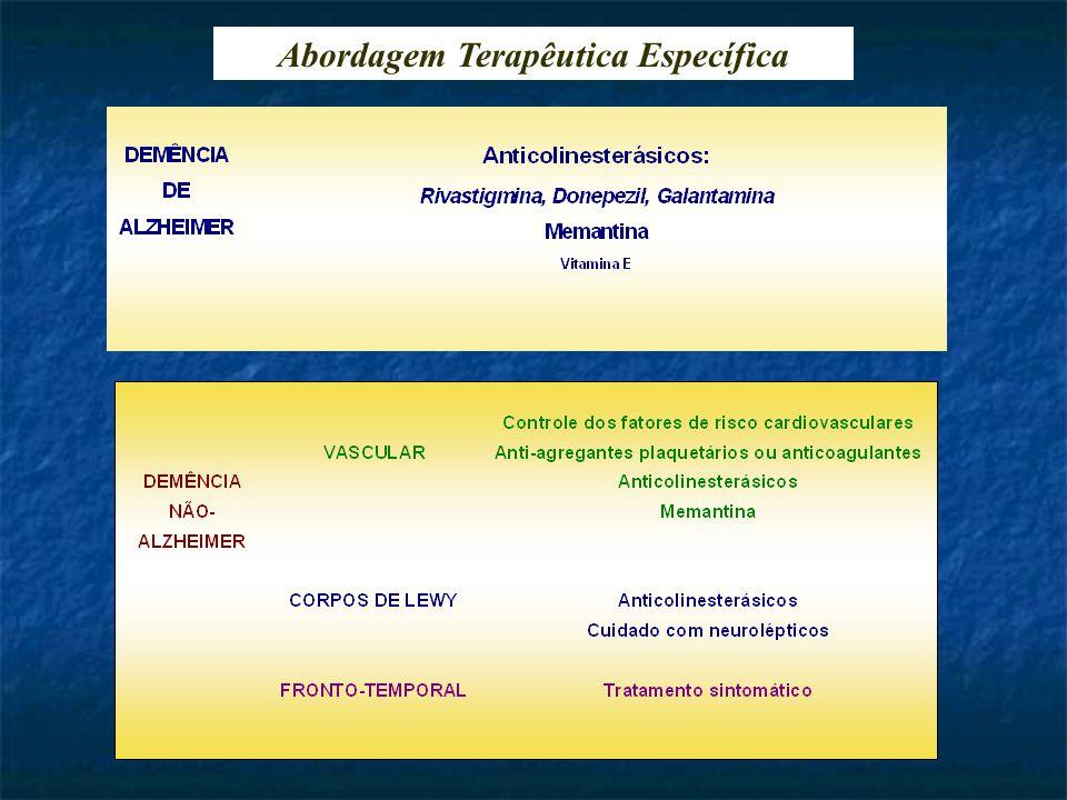 Abordagem Terapêutica Específica