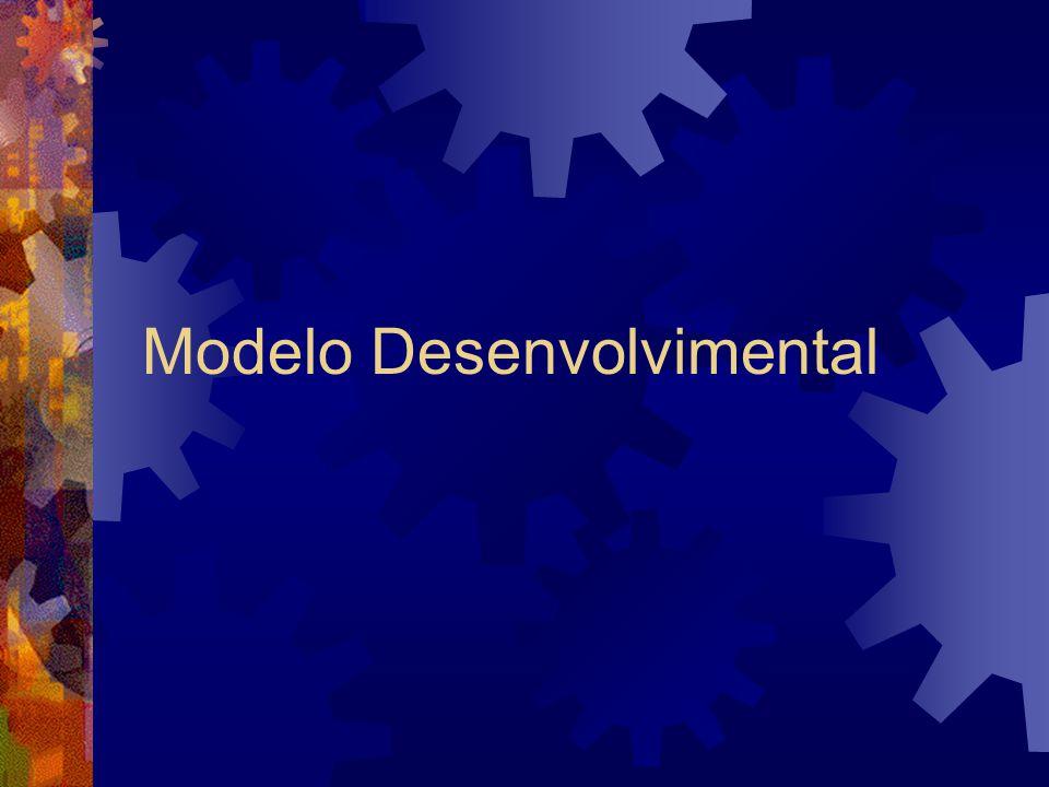 Modelo Desenvolvimental