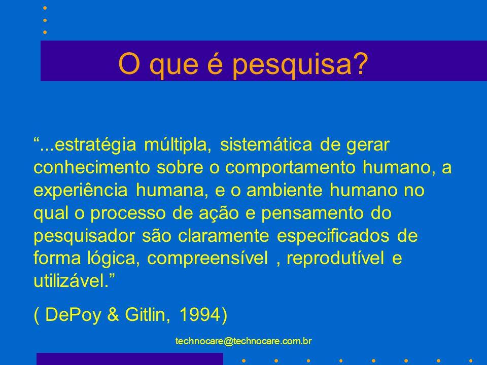 technocare@technocare.com.br O que é Pesquisar.