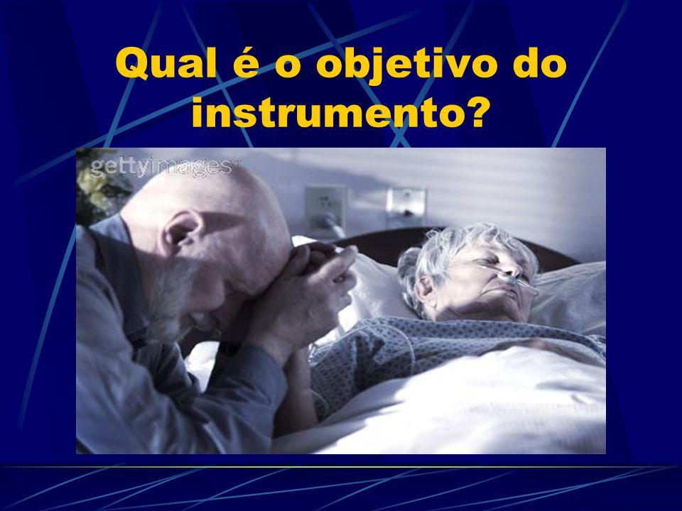 Quantificar o burden of care Mensurar a severidade da incapacidade e os resultados das intervenções da medicina da reabilitação em pacientes adultos e idosos.