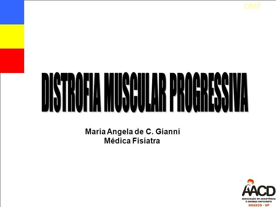 DMP Maria Angela de C. Gianni Médica Fisiatra