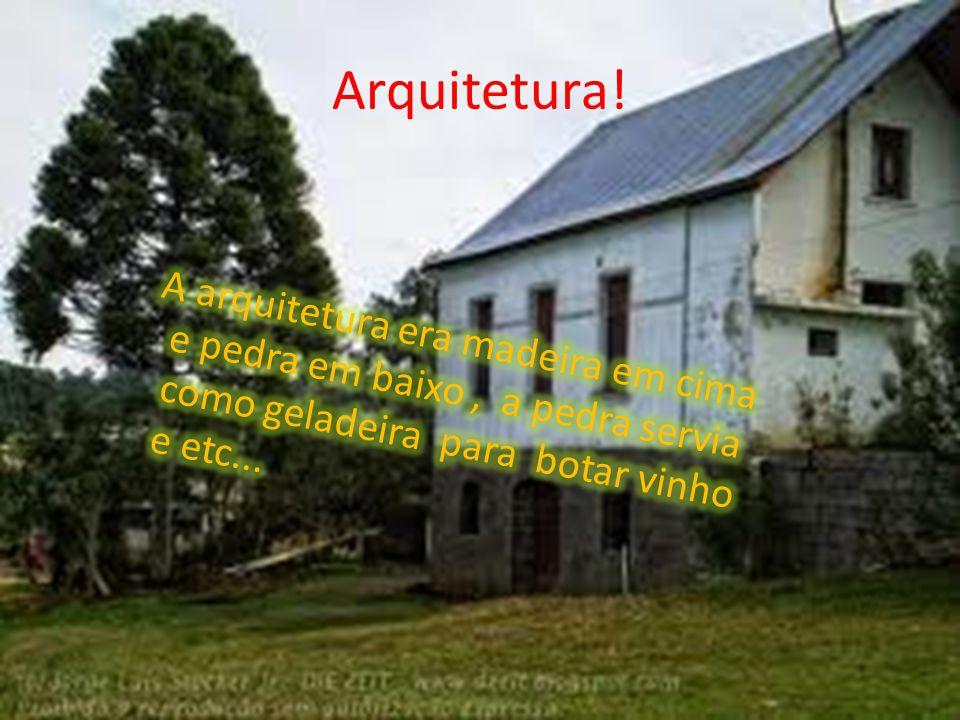 Arquitetura!