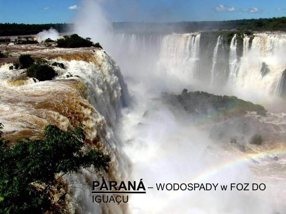 PARAÍBA PARAÍBA – Miasto JOÃO PESSOA