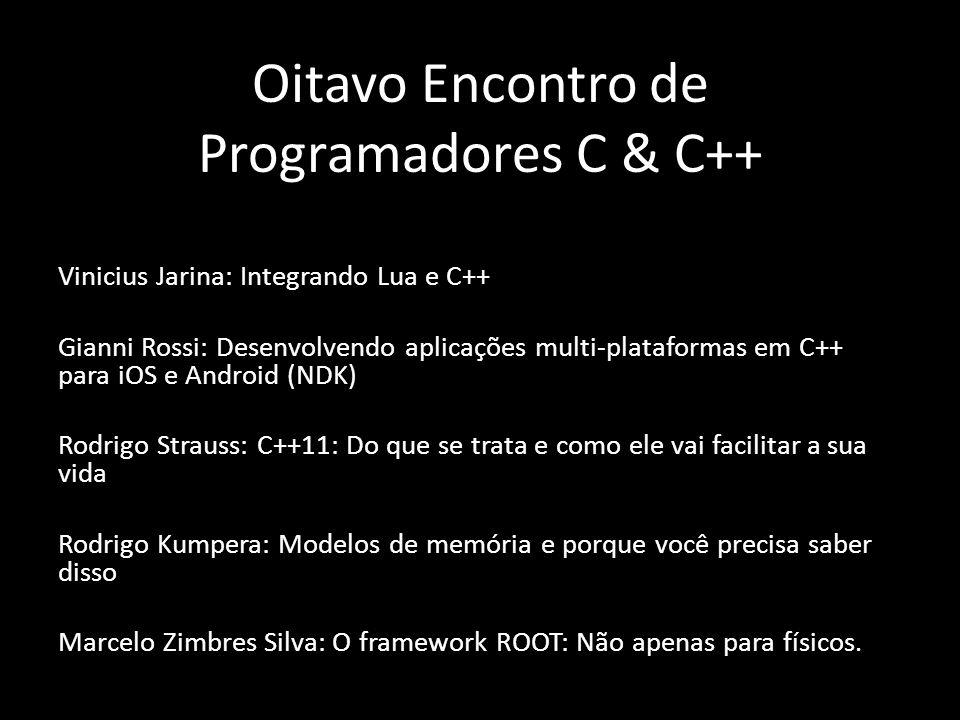 C++11 Rodrigo Strauss www.1bit.com.br @rodrigostrauss