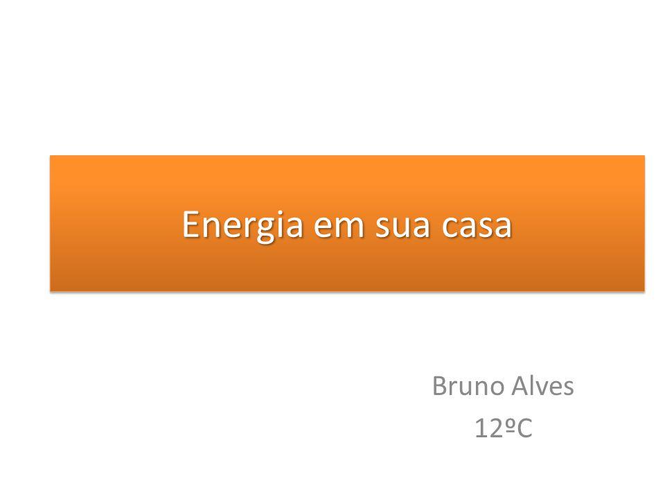 Energia em sua casa Bruno Alves 12ºC