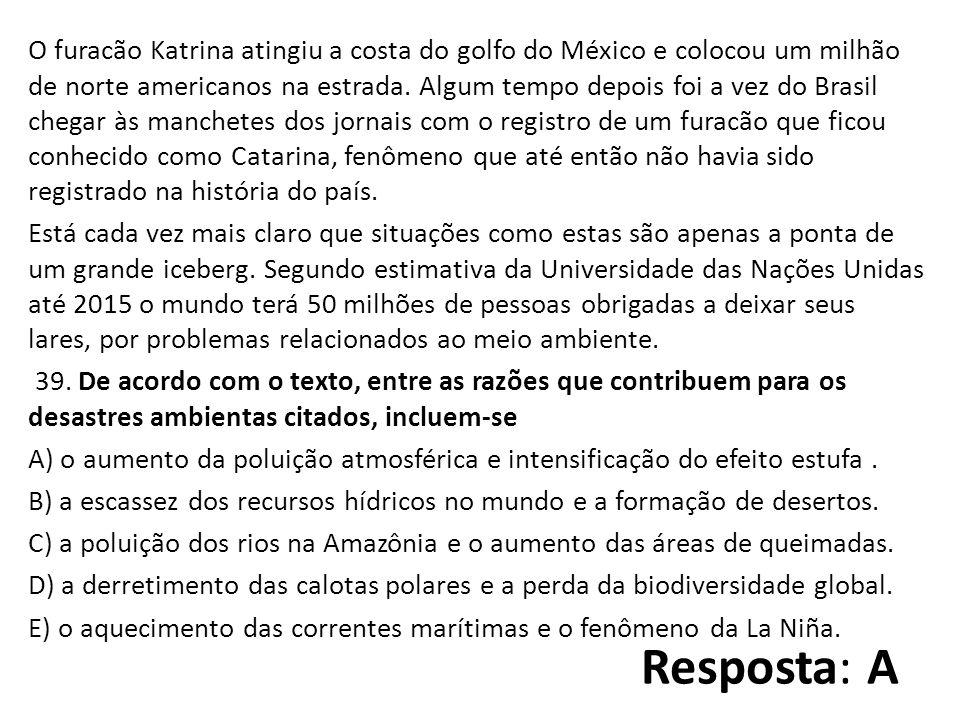 O furacão Katrina atingiu a costa do golfo do México e colocou um milhão de norte americanos na estrada.