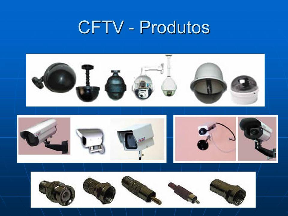 CFTV - Produtos
