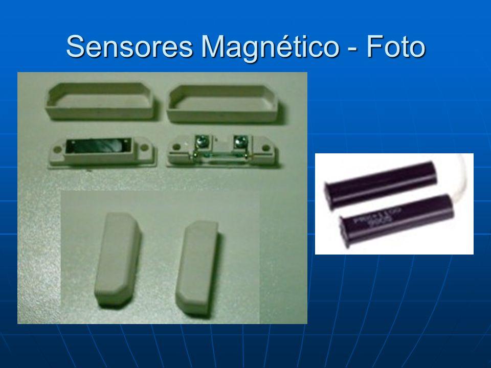 Sensores Magnético - Foto
