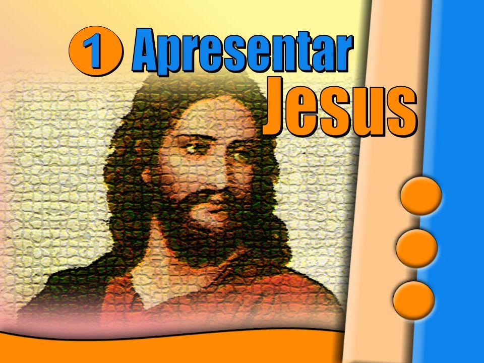 Porque Jesus é o centro da vida cristã e a fonte da salvação.