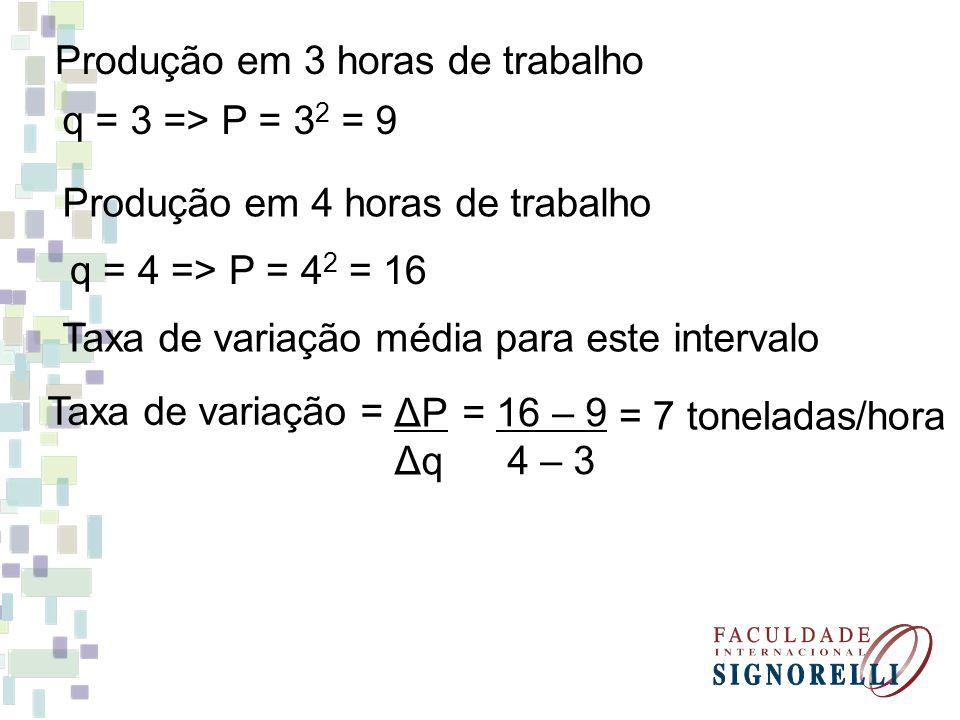 FormaDerivada Derivada da soma f(x) = u(x) + v(x)f'(x) = u'(x) + v'(x) 1) y = 4x + 7 u(x) = 4x => u'(x) = 4.1x 1 – 1 = 4x 0 = 4 v(x) = 7 => v'(x) = 0 Então: y' = 4 + 0 = 4