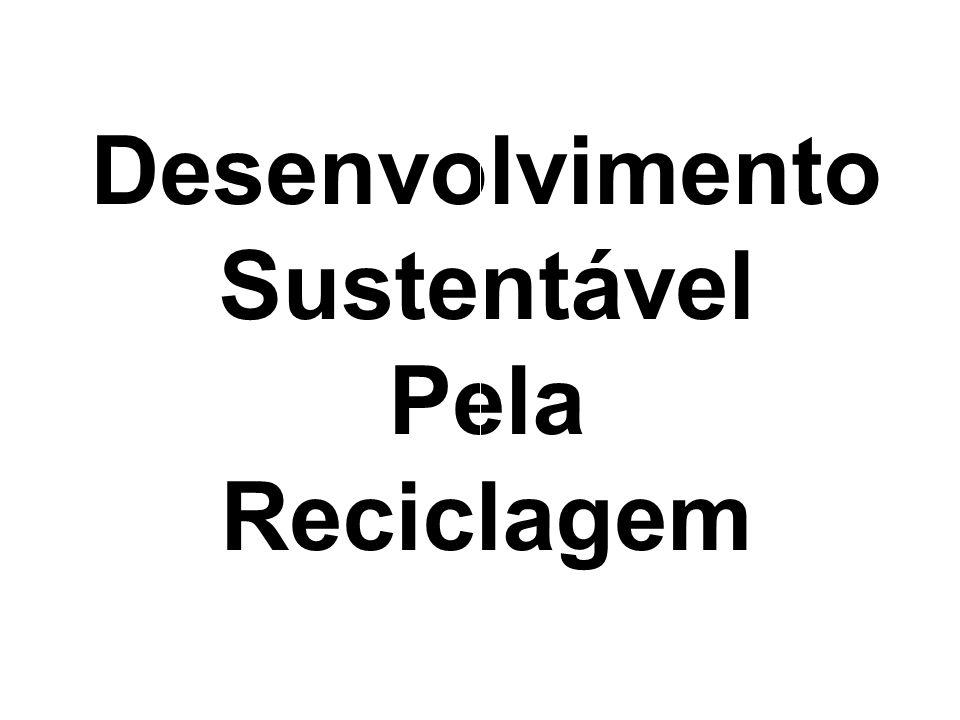 Desenvolvimento Sustentável Pela Reciclagem