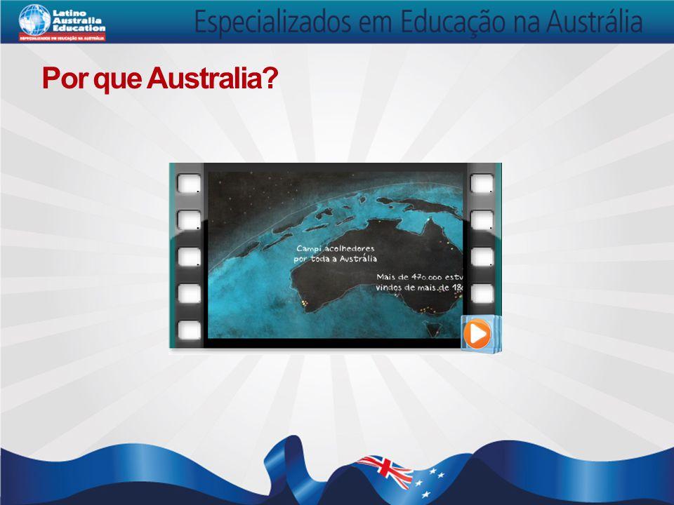 Por que Australia?