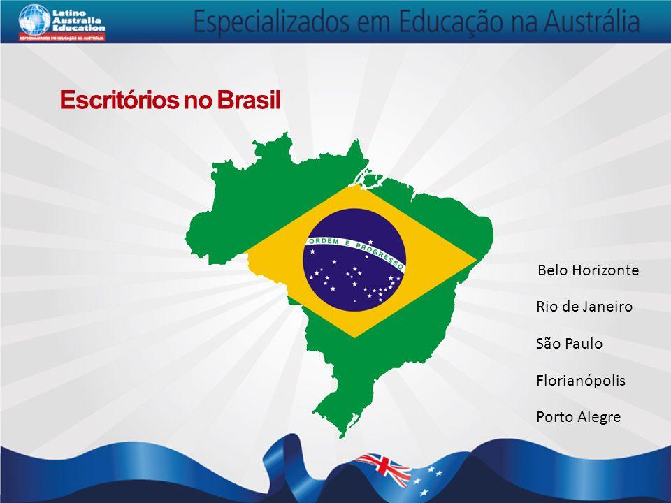 Escritórios no Brasil Porto Alegre Rio de Janeiro São Paulo Florianópolis Belo Horizonte
