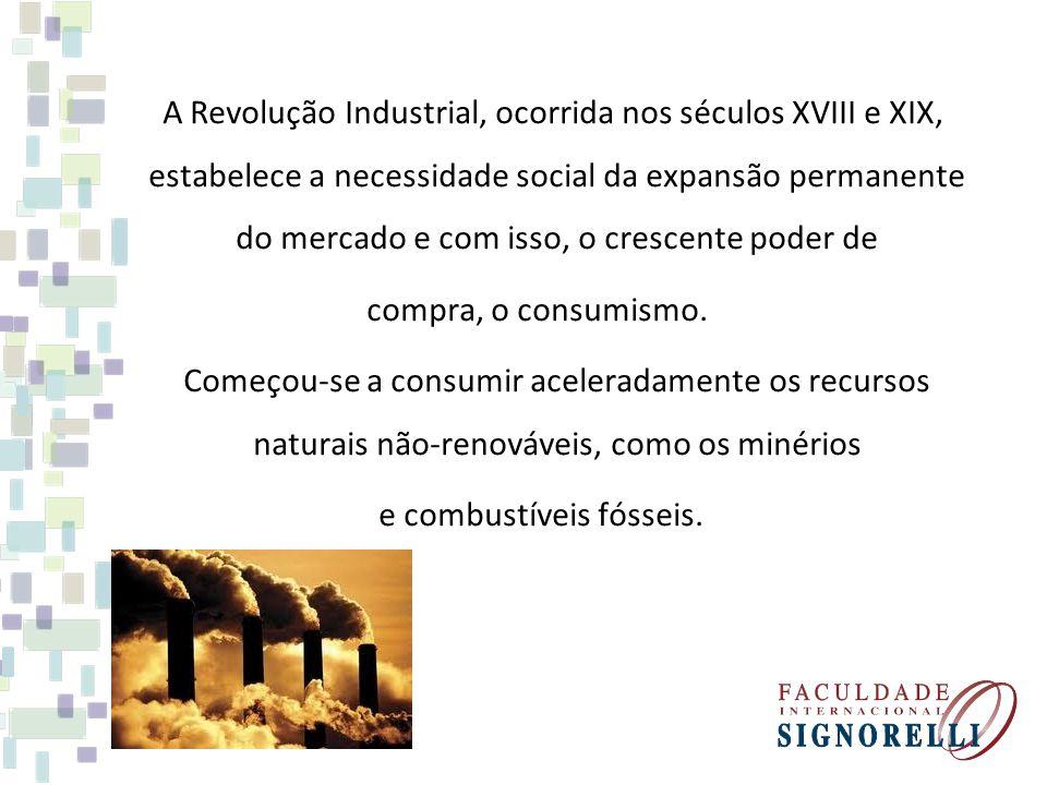 A questão tecnológica apresenta-se também como outro fator importante na questão ambiental.