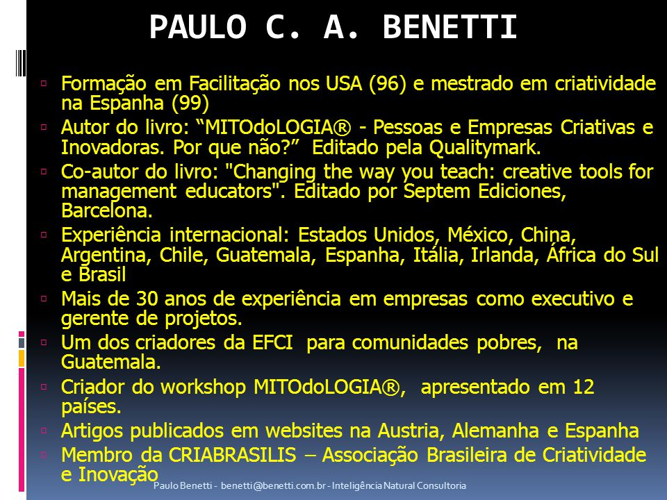 PAULO C.A.