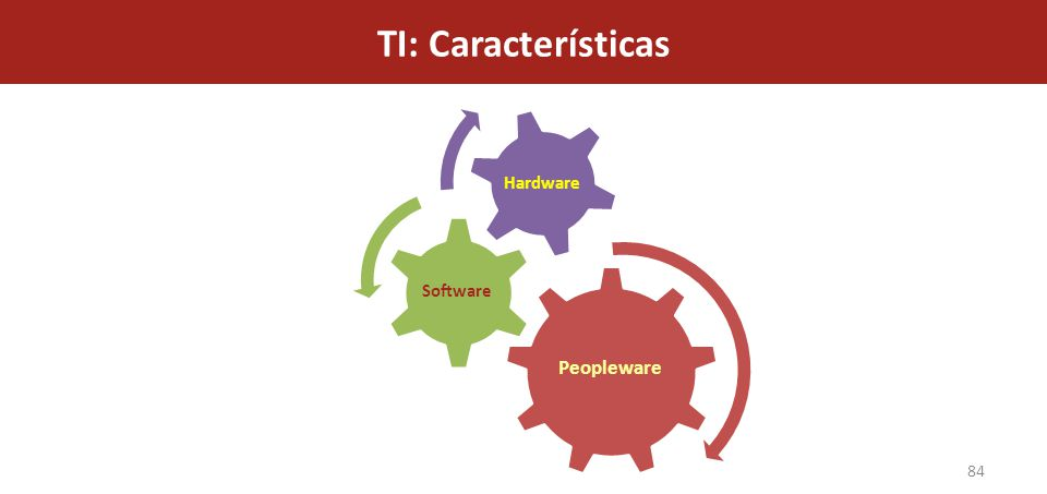 Peopleware Software Hardware TI: Características 84