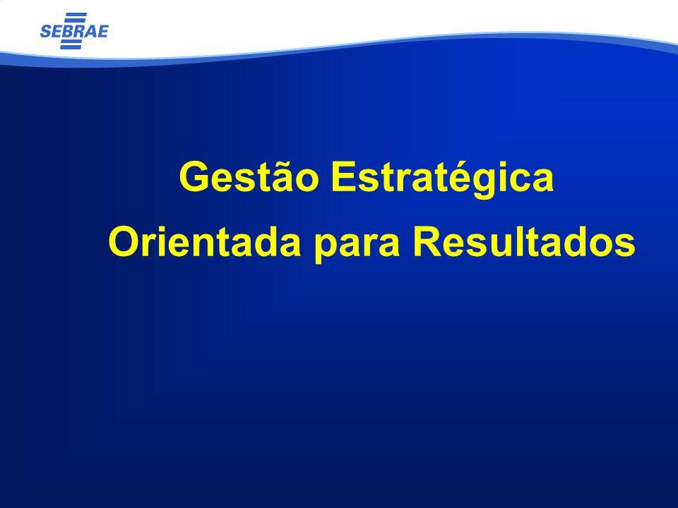 Gestão Estratégica Orientada para Resultados