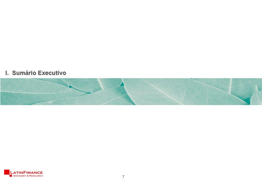 18 II.Principais Premissas Horizonte de Planejamento Todas as projeções foram realizadas para o período que se inicia no segundo trimestre de 2005 e se estende até 2010, ano em que, de acordo com as regras estabelecidas no contrato de novação de dívidas estabelecido entre a Jari Celulose e seus credores, ocorre uma solução para a situação de endividamento da empresa.